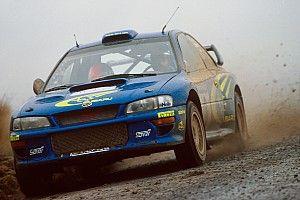 Solberg w Subaru Burnsa