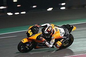 Moto2 Losail: Roberts stunt met pole, Bendsneyder knap vijfde