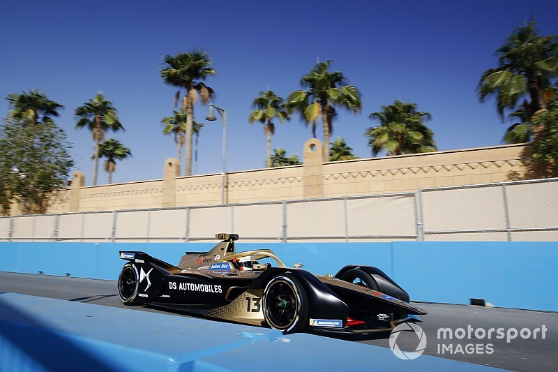 Diriyah E-Prix: Da Costa heads Bird in Saturday practice