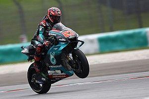 Fotogallery MotoGP: quinta pole di Quartararo a Sepang