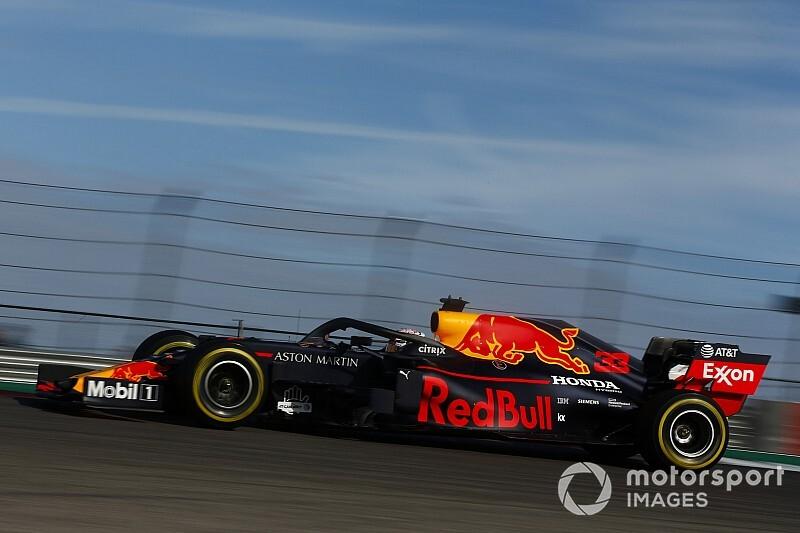 Amerika GP 3. antrenman: Verstappen lider, Leclerc sorun yaşadı!