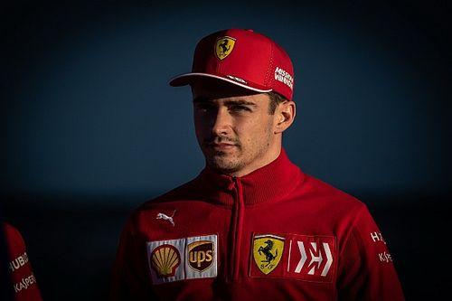 """Leclerc: """"Felice? Sì se considero quanto successo ieri e oggi..."""""""
