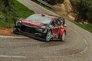 Citroen won't run overhauled aero in Rally Catalunya