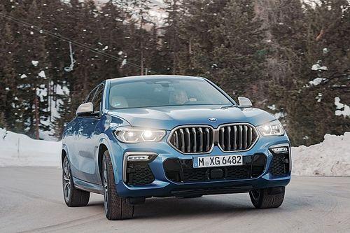 Nuevo BMW X6 2020: abriendo camino