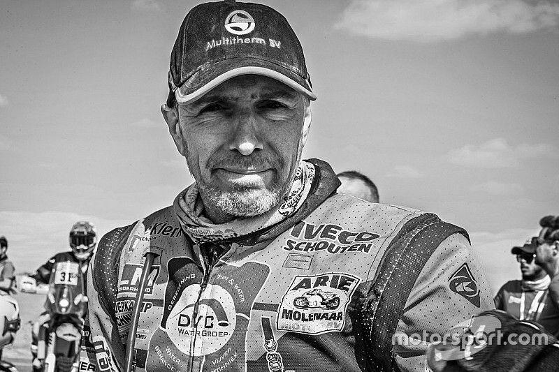 Rider Straver dies after Dakar 2020 accident
