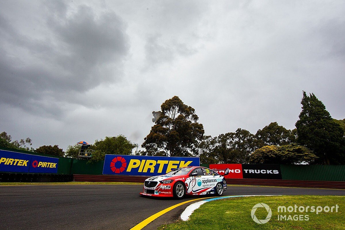Sandown confirmed as Albert Park back-up