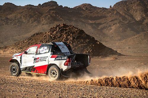 Alonso sube el listón y acaba 3º la penúltima etapa del Rally Ula Neom