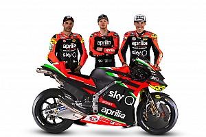 Aprilia enthüllt MotoGP-Bike 2020 in Katar, Iannone hofft auf Comeback