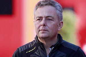Bos Pirelli F1 Positif Covid-19