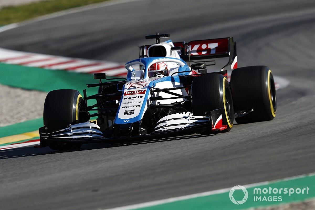 Расселл: Williams точно не отстанет так сильно, как в 2019-м