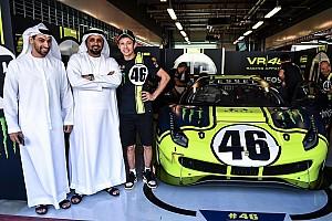 12 Ore del Golfo: ecco la Ferrari 488 GT3 di Valentino Rossi