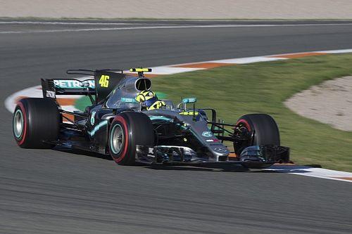 """Rossi : """"Beaucoup de choses ont changé"""" en F1"""