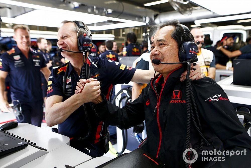 Ферстаппен: Победы помогли Honda остаться в Формуле 1