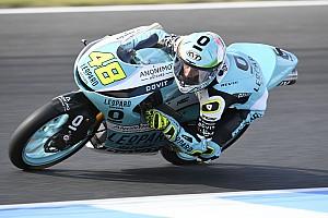 """Moto3オーストラリア決勝:ダラ・ポルタ優勝で""""戴冠""""彩る。鈴木竜生、またも悔しい4位"""