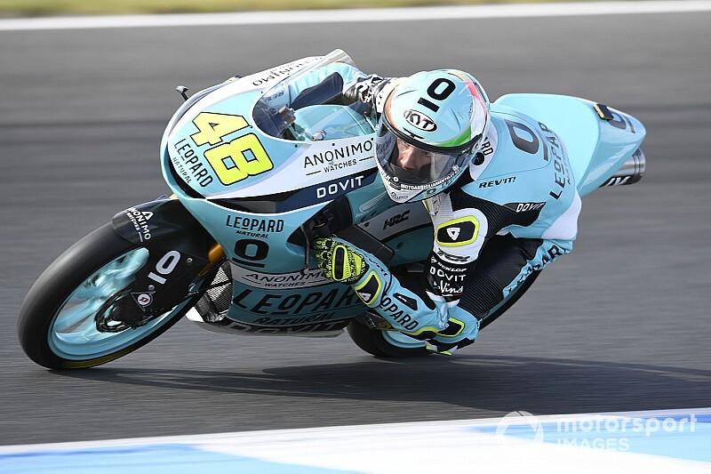 Dalla Porta vince a Phillip Island: è campione del mondo Moto3!