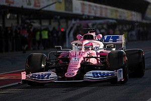 Racing Point wil terug naar top van het middenveld