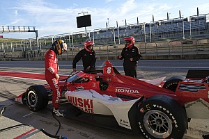 "IndyCar: New car, hybrid timeline to be set in ""next 30 days"""
