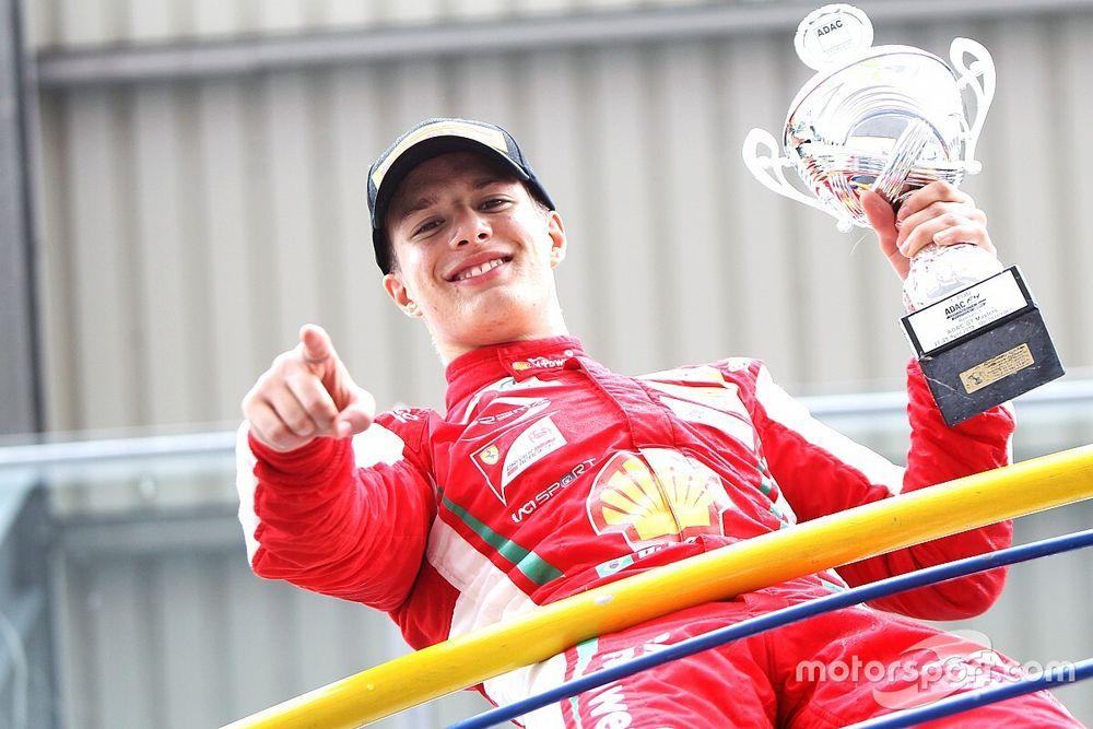Petecof, DAMS ile Formula 2'ye geçiyor