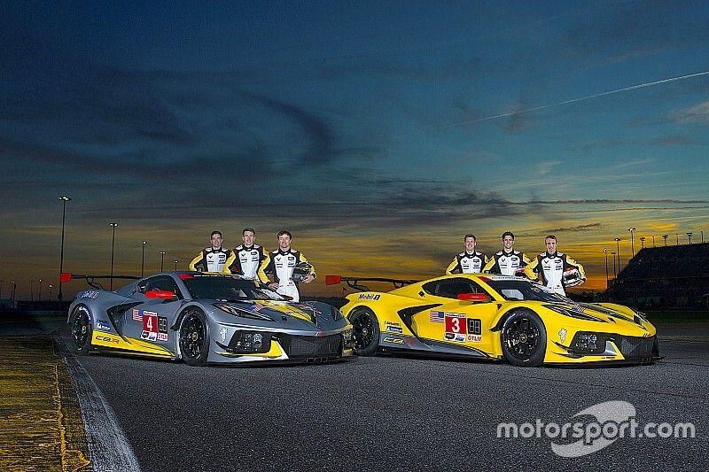Garcia, Gavin uncertain of Corvette C8.R's Daytona prospects