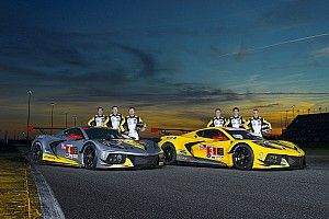 Garcia, Gavin uncertain of Corvette C8.R's Daytona prospects