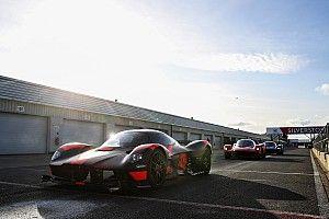 Aston Martin wstrzymuje program WEC