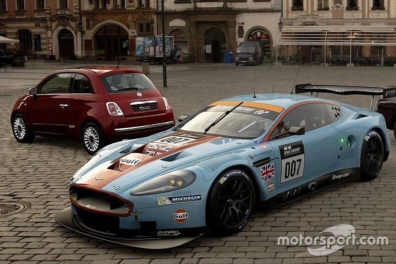 'Gran Turismo' introduce el mítico Aston Martin DBR9 GT1