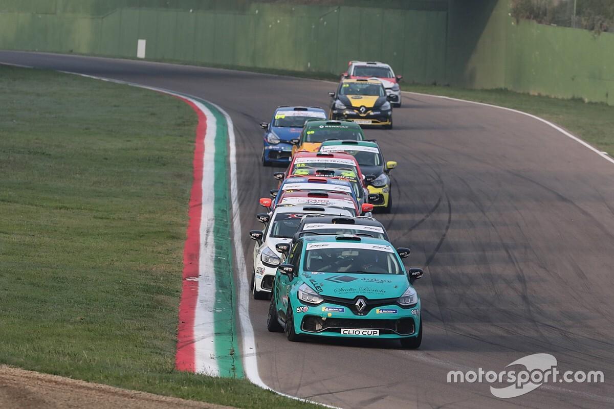 Clio Cup Italia: il calendario e le novità della stagione 2020