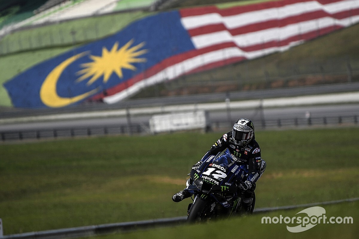 MotoGP: cancellati i test collettivi di Sepang