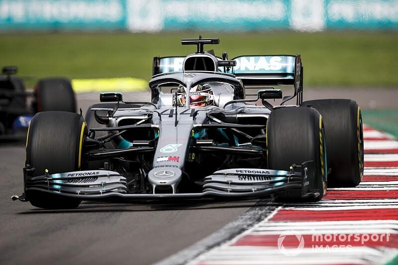 Hamilton vince in Messico, la Mercedes stordisce la Ferrari