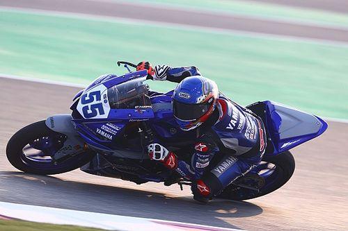 Pratama e Verdoia debuttano in Supersport con bLU cRU Yamaha