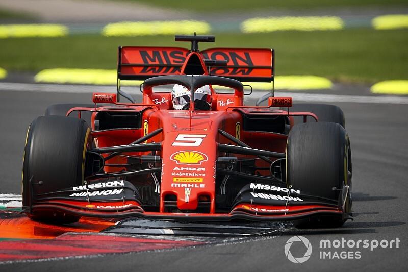 "Vettel: ""Nefes alacak vaktim bile yoktu"""