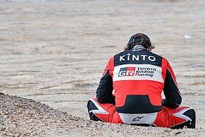 Alonso pierde 57 posiciones para la etapa 11: detrás de camiones y SSV