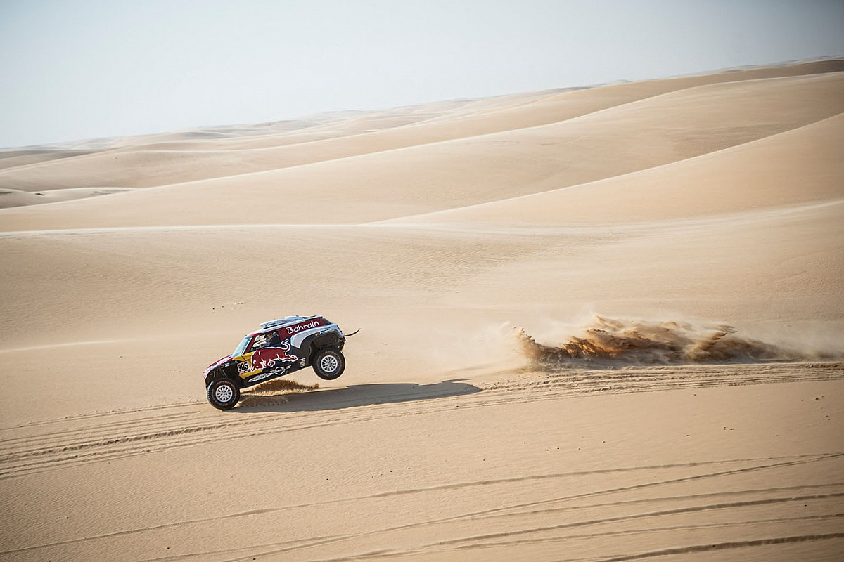 La última etapa del Dakar 2020 será recortada