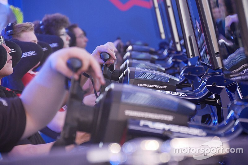 Red Bull Esports surges to LMES Silverstone win