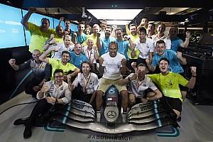 梅赛德斯将在情人节发布F1新赛车