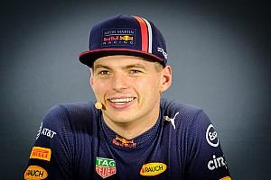 Max Verstappen: Me gustaría probar un WRC