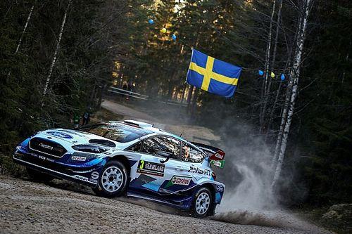 VIDEO WRC Rally van Zweden: Hoogtepunten shakedown