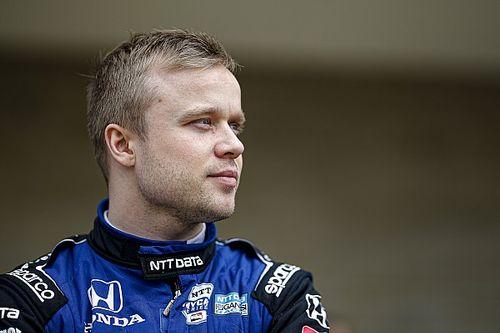 Rosenqvist, DragonSpeed'le Le Mans'a dönüyor