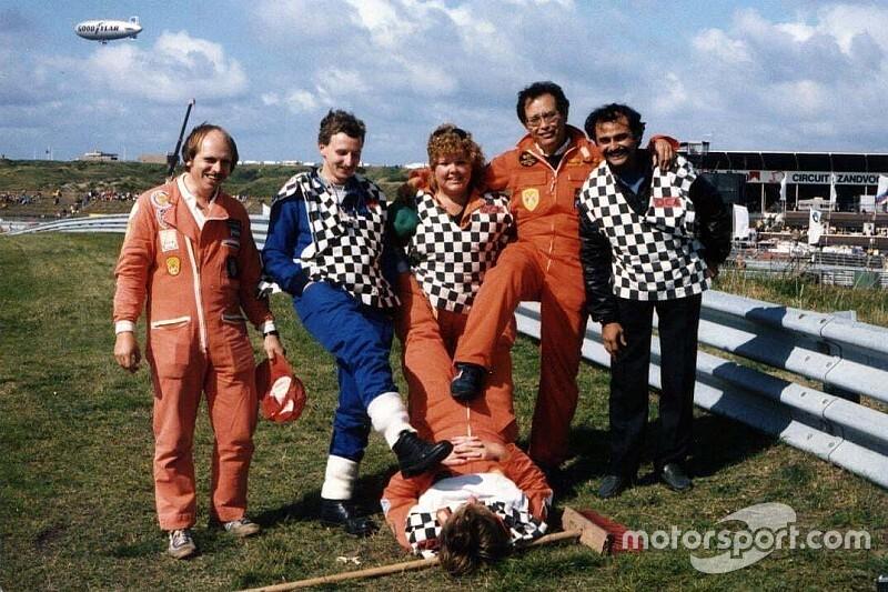 Herinneringen aan de Dutch Grand Prix: marshals Severijn en Van Coevorden