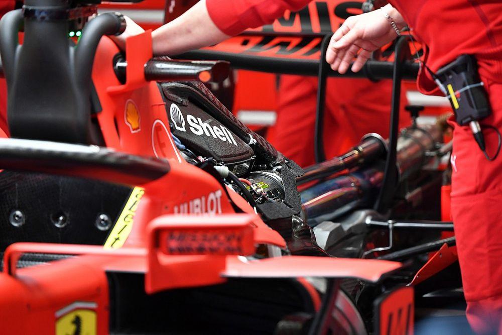 ¿Es el cambio el defecto del Ferrari SF1000?