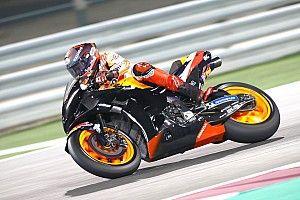 Galería: el test de Qatar de MotoGP, en imágenes