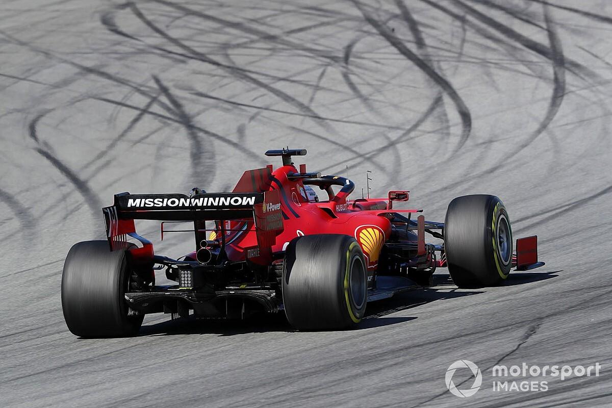 Ferrari добавляет жесткости. Скудерии приходится дорабатывать коробку передач