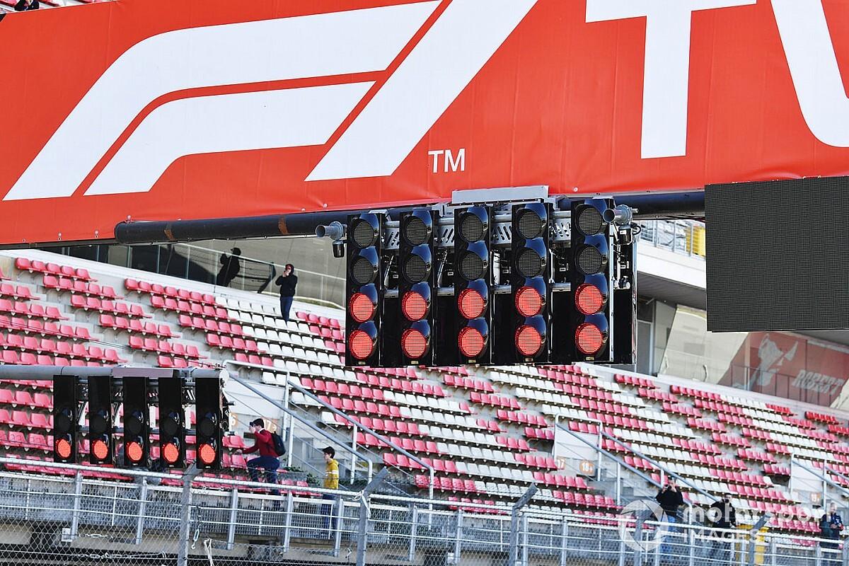 F1 bekijkt scenario met enkel GP's in Europa en Midden-Oosten