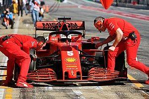 Vettel: Cultuur Ferrari staat succes niet in de weg