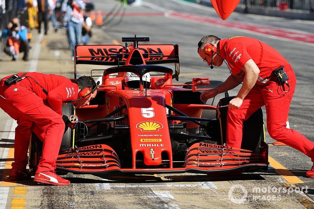 Vettel: Sokat fejlődtünk, de a Mercedes nagyon magasra teszi a lécet…