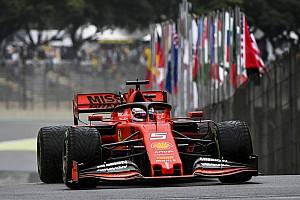 Vettel aproveita pista seca e é o mais rápido da sexta-feira em Interlagos