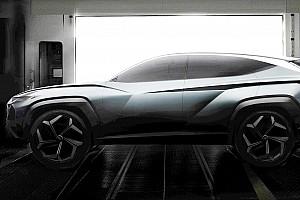 Plug-in hibrid SUV-val készül a Hyundai a Los Angeles Auto Show-ra