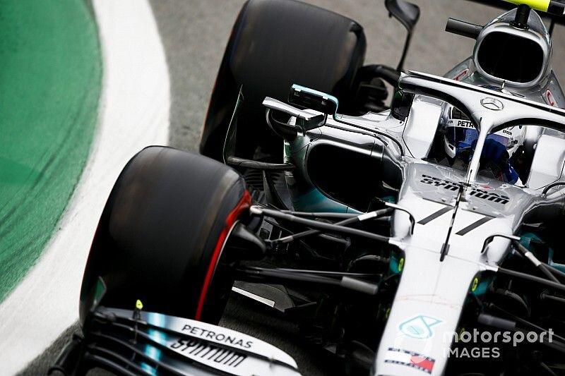 Bottas montará un cuarto motor en Abu Dhabi y será sancionado