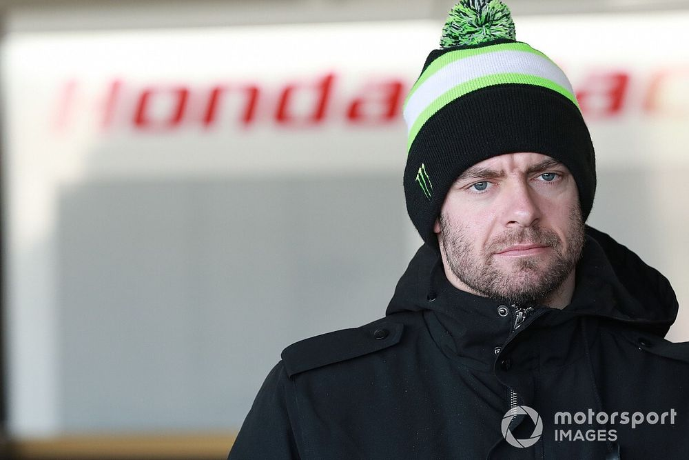 Why Crutchlow's Honda days were already numbered