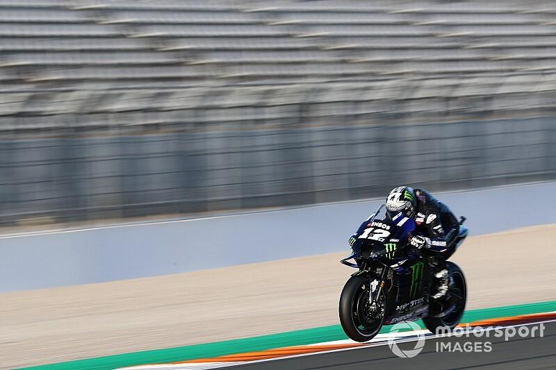 """Viñales: """"Con esta moto se pueden ganar carreras; el título es otra cosa"""""""